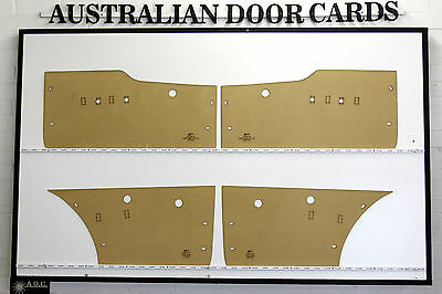 Ford Falcon XL, XK Door Cards, Trim Panels. Sedan, Wagon.