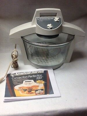 American harvest convection perfection oven manual internettoo.