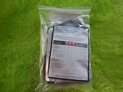 MOD Ministry of Defence Single Meal Ration ~ Menu 6 ~ Survival Camping etc etc