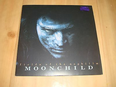 "Fields Of The Nephilim - Moon Child (Situation.two 7"")"