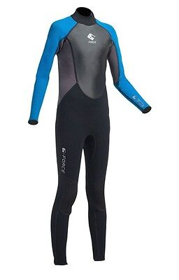 NEW Gul G Force 3mm Wetsuit Child