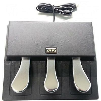 Physis Piano Pedal Triple
