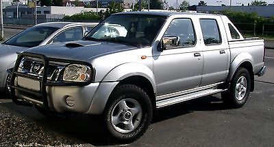 Nissan Navara D22 Workshop Service Manual 97-04