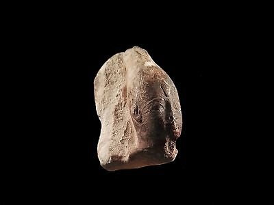 JFF - A nice Egyptian fragment of a limestone head of Amenhotep III