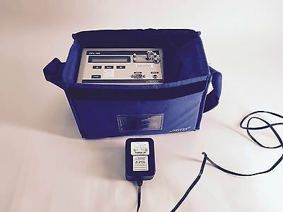 NOYES OFL-100 Fiber Systems OTDR With case and adapter