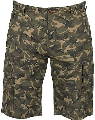 Fox Chunk Lightweight Cargo Shorts Camo - All Sizes