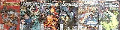 LEGION of SUPER-HEROES Lot of 18 (DC-New 52)