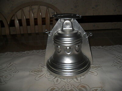 Vintage Wilton 3D Stand Up BELL Cake Pan Mold Christmas Wedding Anniversary