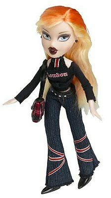 Bratz Doll CLOE Pretty n Punk RARE IN BOX