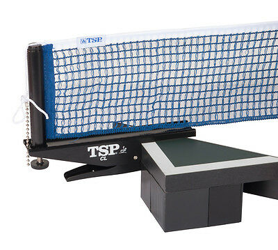 Tsp Clipper ( Cl ) Table Tennis Net And Post Set