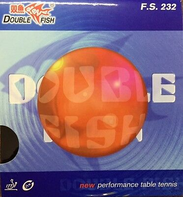 Double Fish F.s. 232 Table Tennis Rubber