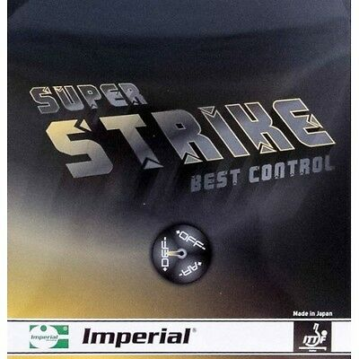 Imperial Super Strike Original Table Tennis Rubber