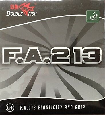 Double Fish F.a. 213 Table Tennis Rubber
