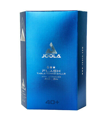 Joola Flash 40+ 3* Seamless Table Tennis Ball