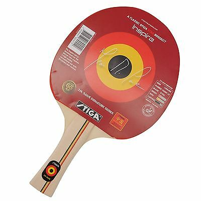 Stiga  Saive Inspire Table Tennis Bat – Less Than Half Price To Clear