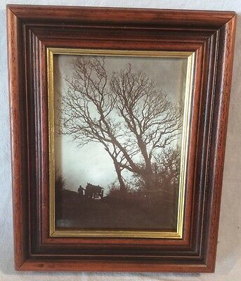 Collectable Frank Meadow Sutcliffe Framed Photo Reprint From Sutcliffe Gallery
