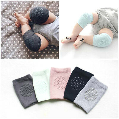 Unisex Baby Child Toddler Crawl Knee Caps Warm Protector Pads Safety KNEE Socks