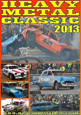 Heavy Metal Classic 2013 - Bangers Only Dvd