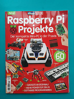 Raspberry Pi Projekte 11/16 Der kompakte Mini-Pc in der Praxis  ungelesen 1a.TOP