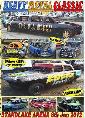 Heavy Metal Classic 2012 - Bangers Only Dvd