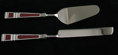 Cake Serving Gift Set Fair Trade Stainless Steel Handcrafted Beauty