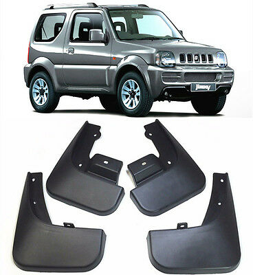 New Genuine OEM Splash Guards Mud Guards Mud Flaps FOR 2005-2016 Suzuki Jimny