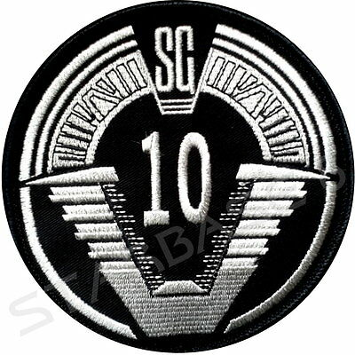 STARGATE TEAM SG-10 UNIFORM PATCH Uniform Aufnäher - STARGATE SG-1