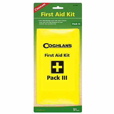 Coghlans Pack First Aid Kit 0003