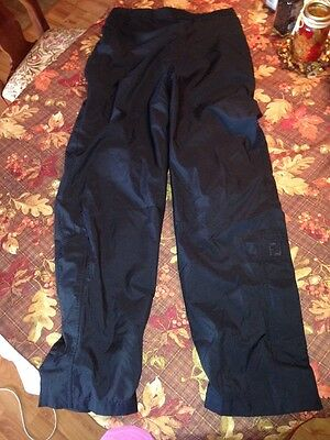 Footjoy Women's Dryjoys Performance Rain Pants Medium EUC