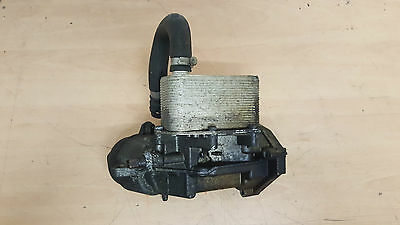 BMW 5 E39 [97-03] 3.0 530D Oil Filter Housing With Cooler - 2247204 - 2 247 204