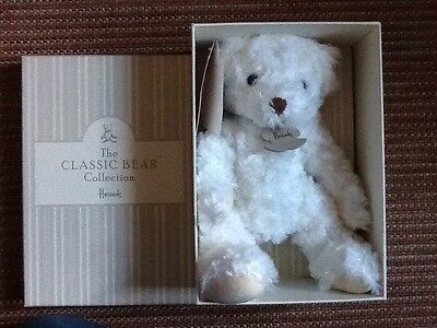 Harrods New Boxed Jointed Teddy Bear