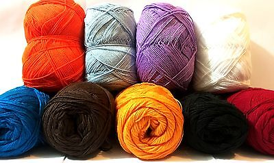 Super Soft Double Baby Knitting Wool 100g Yarn High Quality Best Price UK Seller