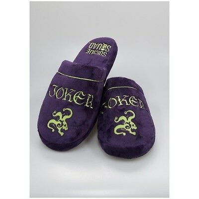 Joker Suicide Squad Mule Slippers Large (UK 8-10