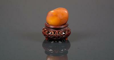 Fine Chinese Tianhuang Pebble Stone