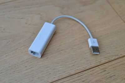 APPLE A1277 USB 2.0 ETHERNET ADAPTER Genuine