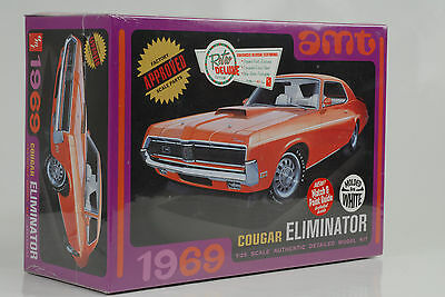 1969 Mercury Cougar Eliminator Kit Bausatz 1:25 Amt 898/12