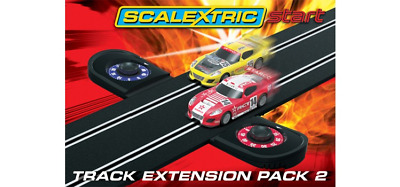 Scalextric Start C8528 Lap Counter Track Extension Pack New and Boxed 1:32