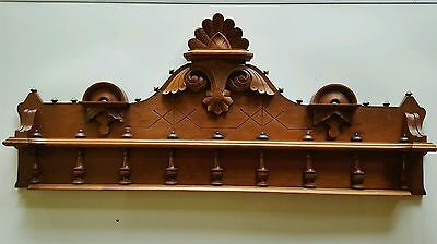 Antique Architectural Pediment