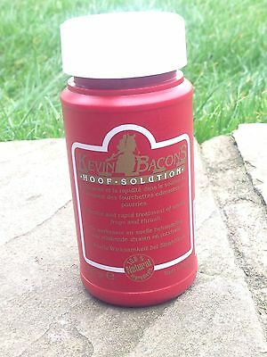KEVIN BACON'S HOOF SOLUTION 150ml - For Smelly Frogs and Thrush Horse Pony