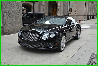 2012 Bentley Continental GT OWN IT FOR $989 A MONTH 2012 Used Turbo 6L W12 48V Automatic AWD