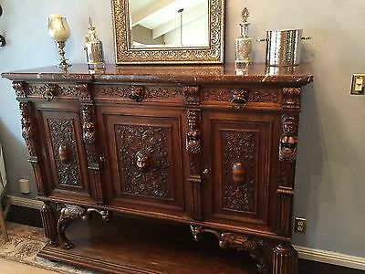 180 year old Sideboard Antique furniture