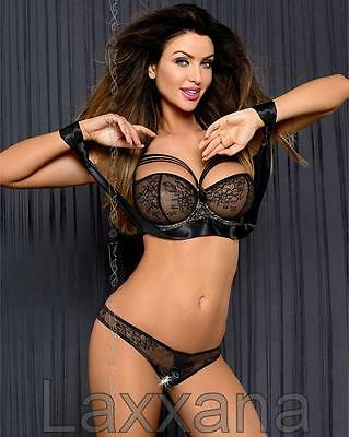 AXAMI OBSESSION SET 6791 6795 Edel Hebe BH + String  65 70 75 80 85 C D E F G
