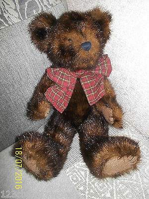 Boyds Bear SABLE B BEARSDALE Fully Jointed Handmade Tags rare Retired collectors