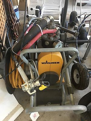 Wagner Superfinish 31 (Sf31) Airless Spray - Immaculate Condition Current Model