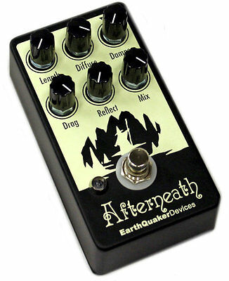Shop Demo Earthquaker Devices Afterneath V 1 Shimmer / Reverb True Bypass