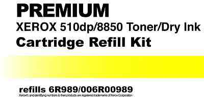 Toner Refill Kit for Xerox 510dp 8850 6R989 006R00989