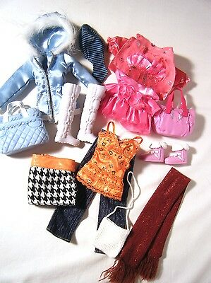 MOXIE TEENZ MT Tristen Doll Clothing LOT Orig Outfit Clothes Shoes Accessories