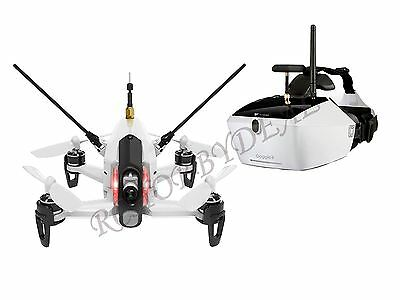 Walkera Rodeo 150 with Goggle 4 Brushless FPV Racing quadcopter RC Drone full