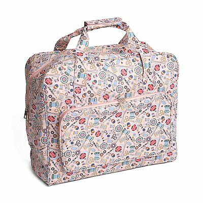 Sewing Machine Bag Contemporary Notions PVC sewing machine Bag 20x43x37cm