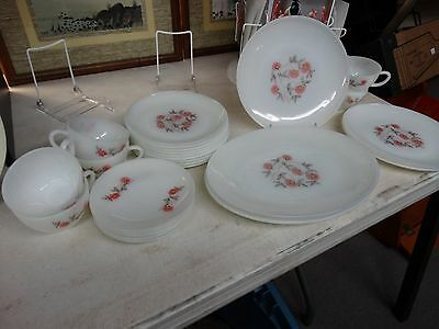 Fire King Oven Ware Dish Set